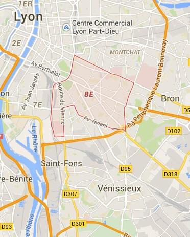 Prix Au M2 Lyon 8