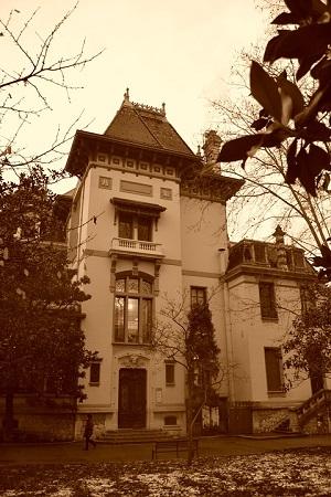 Château des Frères Lumière-Lyon 8ème