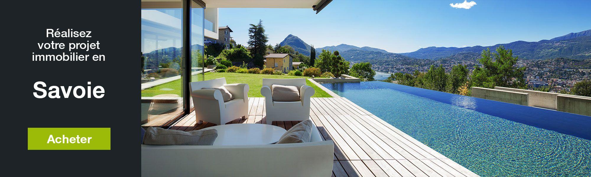 Achat immobilier Savoie et Albertville