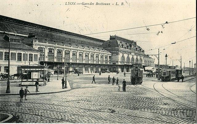 Quartier Brotteaux Lyon 6