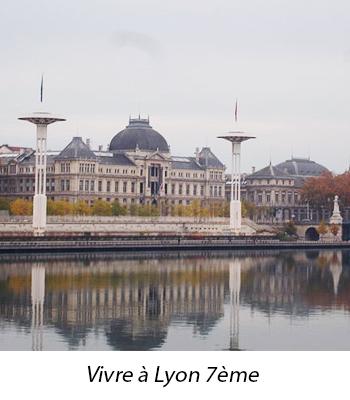Vivre à Lyon 7ème