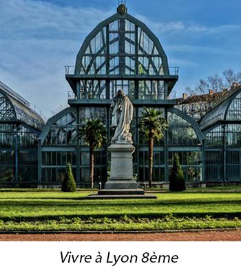 Vivre à Lyon 8ème