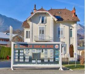 Agence Immobilière Albertville Immobilière de l'Est Actimmo
