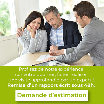 Estimation immobilière à Lyon avec visite d'un expert de l'immobilier