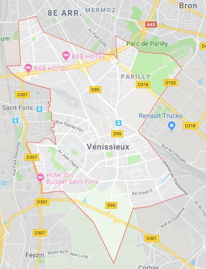 Estimation Immobilière Vénissieux