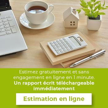 Estimation immobilière Gratuite en ligne