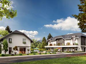 Immobilier neuf Savoie