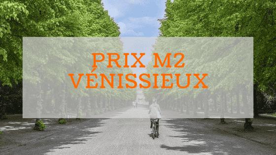 Prix immobilier Vénissieux
