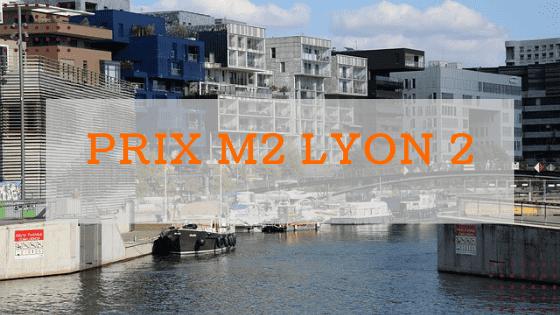 Prix m2 à Lyon 2