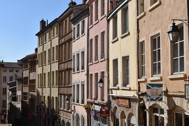 prix du m2 à Lyon 4 : Croix Rousse, Gros caillou
