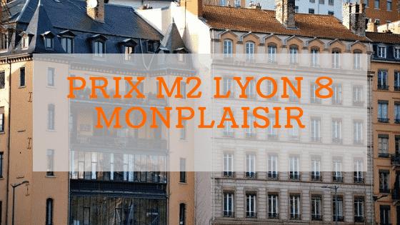 prix m2 à Lyon 78 Monplaisir
