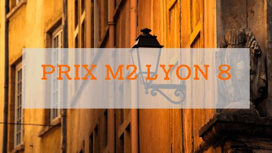 Prix m2 à Lyon 8