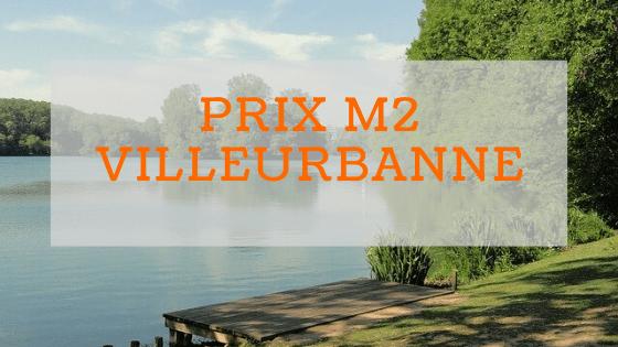 prix m2 à Villeurbanne